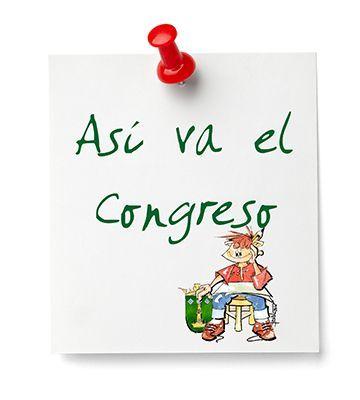 asi va el congreso