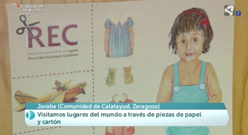 REC en Aragón TV