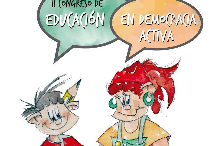 II Congreso de Educación y democracia activa
