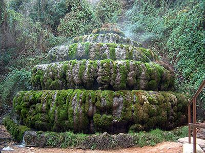 Manantial Cascada Serón