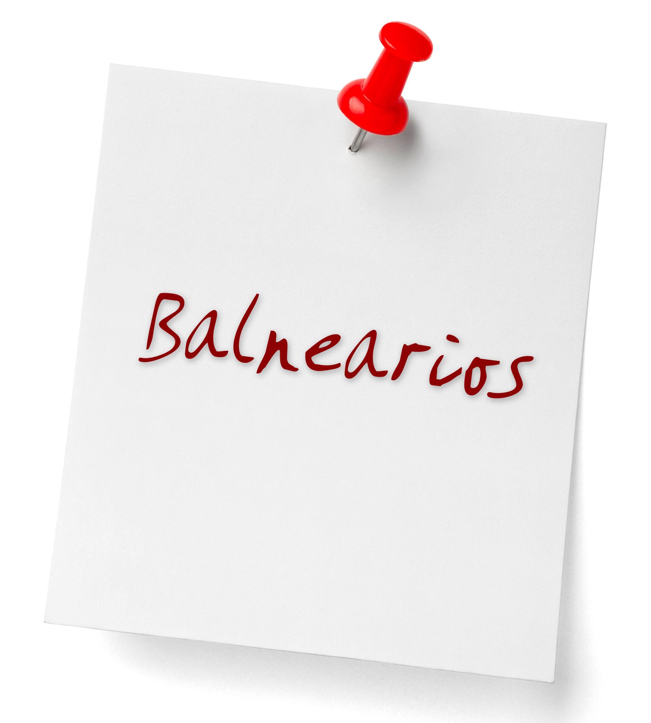 balnearios